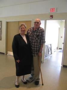 Pastor Trudy and Bob
